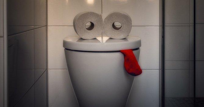Как да почистим канала на тоалетната
