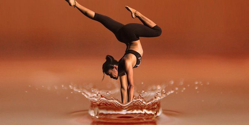 Практикуване на йога